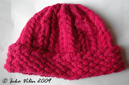 pink cable cap