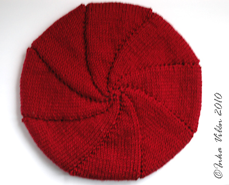 Free Knitting Pattern Beret Straight Needles : BERET KNITTING PATTERN WITH STRAIGHT NEEDLES   KNITTING PATTERN